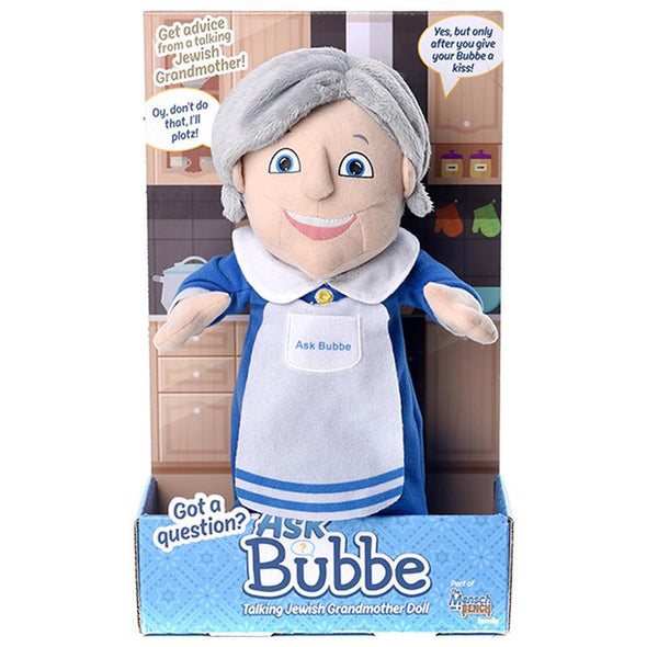 Ask Bubbe - Talking Grandma Doll
