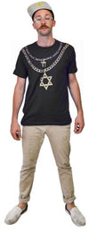 Jew Chainz T-Shirt by Other - ModernTribe - 4