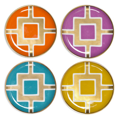 Nikon Coaster Set by Jonathan Adler