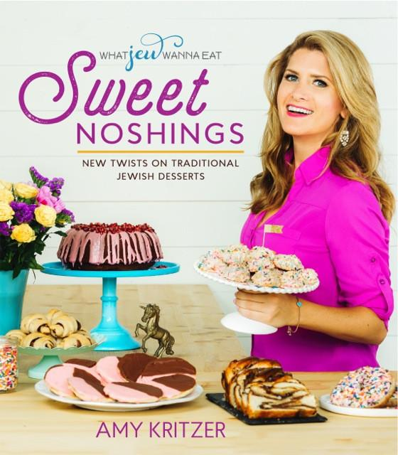 Sweet Noshings: New Twists on Traditional Jewish Desserts - Signed Copy! - ModernTribe