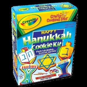 Hanukkah Cookie Set From Crayola by JET - ModernTribe