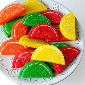 Marzipan Fruit Slices