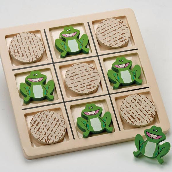 Passover Tic Tac Toad Game