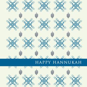 Hanukkah Plantable Card by Other - ModernTribe - 1