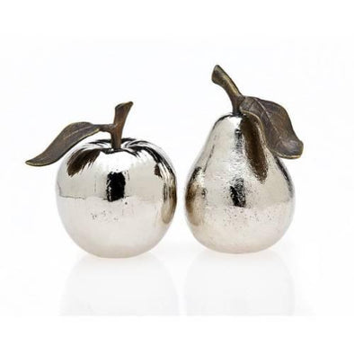 Apple & Pear Salt and Pepper Shakers by Other - ModernTribe