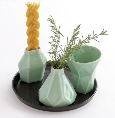 Modern Havdalah Set - Light Green - ModernTribe