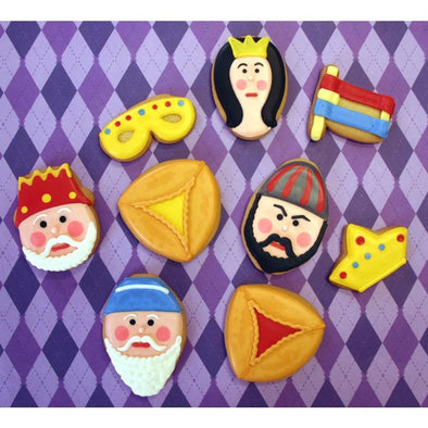 Happy Purim Cookie Gift Set