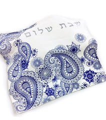 Henna Paisley Challah Cover by Barbara Shaw - ModernTribe - 1