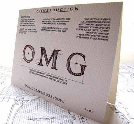 Project OMG Card - ModernTribe