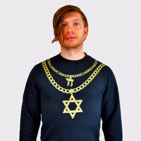Jew Chainz Sweatshirt