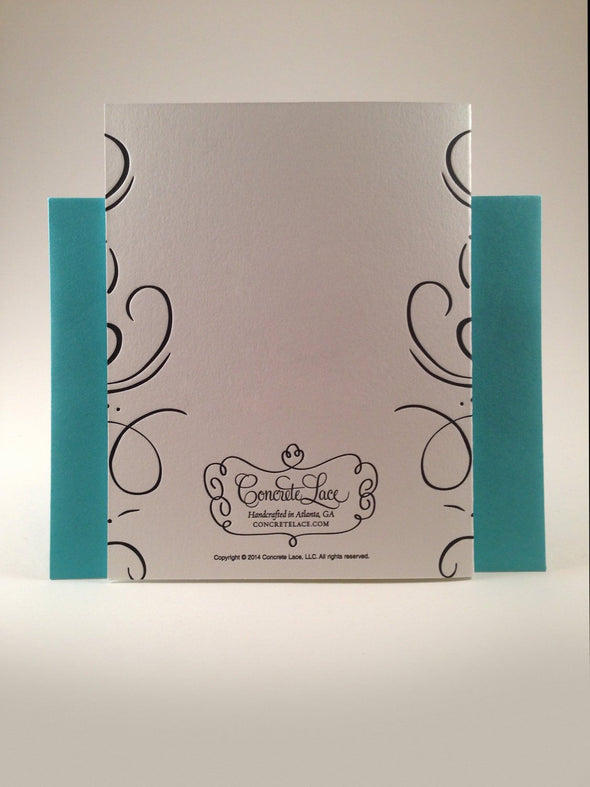 Only The Good Die Young Birthday Card by Concrete Lace by Concrete Lace - ModernTribe - 5
