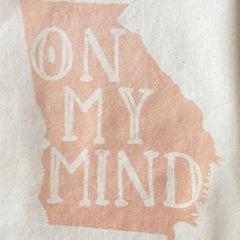 Georgia On My Mind Onesie