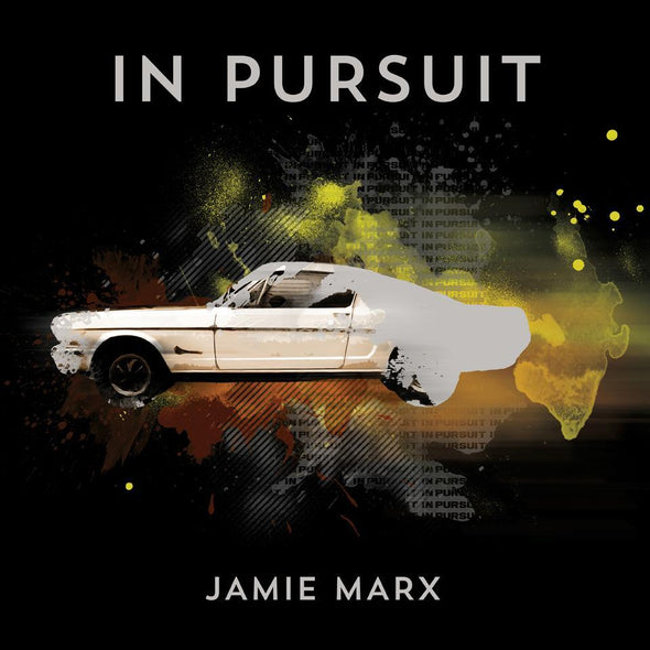 In Pursuit - Jewish Hard Rock by Cantor Jamie Marx - CD