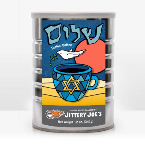 Jittery Joe's Food Jittery Joe's Shalom Blend Coffee