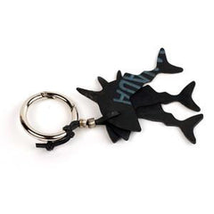 Gun * Shark * Bunny * Recycled Tires Keychains by Neutra - ModernTribe - 3