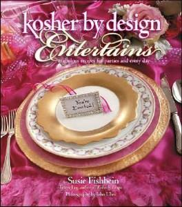 Kosher by Design - Entertains by Susie Fishbein by Other - ModernTribe