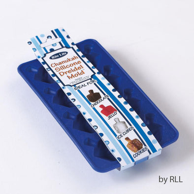 Dreidel Hanukkah Mold - For Ice Cubes and More