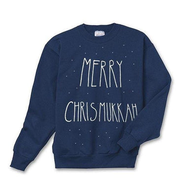 Little Scout Co Sweatshirts Chrismukkah Sweatshirt - Baby and Kid Sizes
