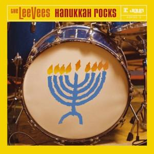 LeeVees - Hanukkah Rocks Music CD by JDub - ModernTribe