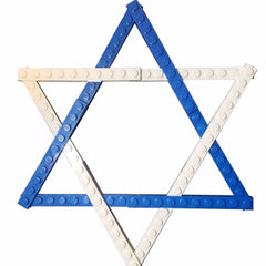 LEGO® Star of David