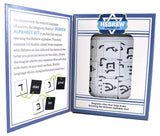 Magnetic Hebrew Alphabet Kit by Magnetic Poetry - ModernTribe - 2