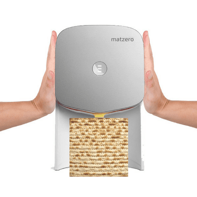 Matzero: Turn Bread into Matzah