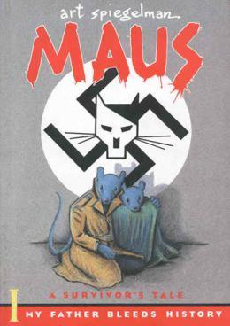Baker & Taylor Book Maus: My Father Bleeds History by Art Spiegelman