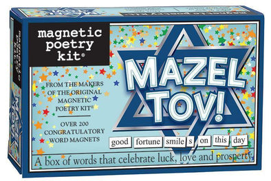 Mazel Tov Word Magnets