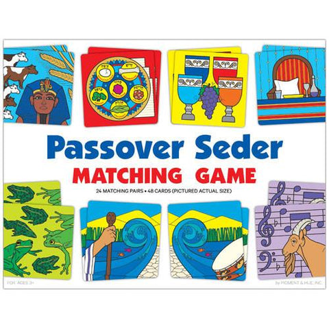 Passover Seder Matching Game - Ages 3 to 7 by Pigment & Hue - ModernTribe