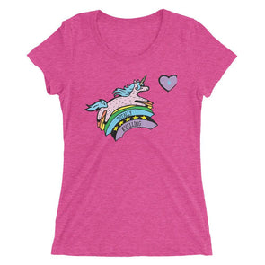 Jewnicorn Totally Kvelling Ladies' T-Shirt