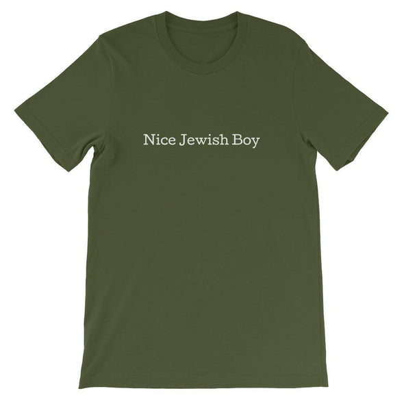 Nice Jewish Boy Shirt - (Choice of Colors)