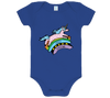 Totally Kvelling Bodysuit for Baby by Merchify.com - ModernTribe - 2