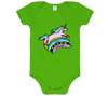 Totally Kvelling Bodysuit for Baby by Merchify.com - ModernTribe - 1