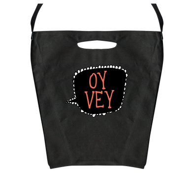Oy Vey Tote Bag by Merchify.com - ModernTribe - 1
