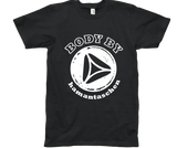 Body By Hamantaschen Purim T-Shirt by Merchify.com - ModernTribe - 2