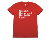 Jewish Matriarchs T-Shirt - More Sizes by Merchify.com - ModernTribe - 2
