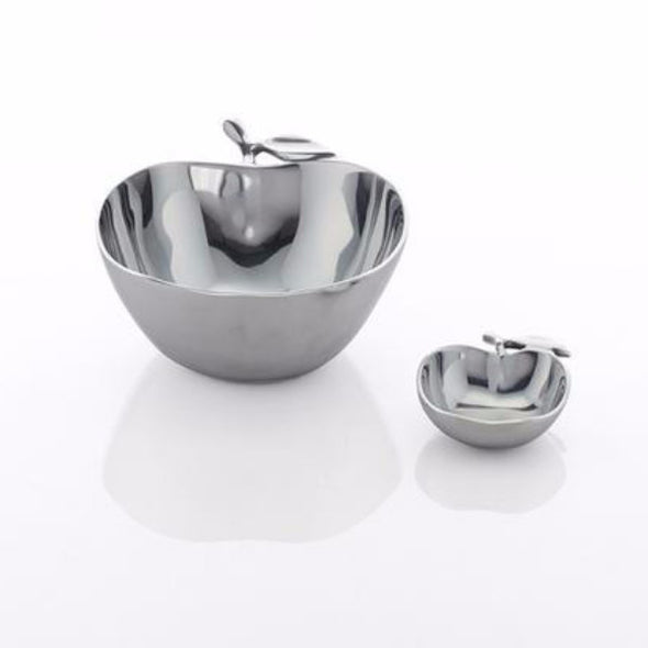 Small Apple Bowl for Honey by Nima Oberoi