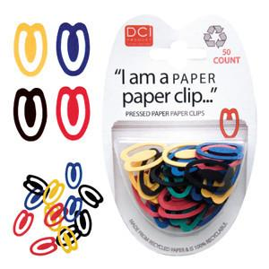 I am a paper paper clip by Decor Craft - ModernTribe