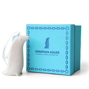 Penguin Ornament by Jonathan Adler by Jonathan Adler - ModernTribe