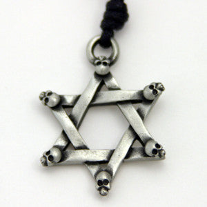Jewish Pirate Necklace by Dan's - ModernTribe - 1
