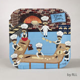"""The Matzah Bakery"" Passover Paperware Value Pack by Rite Lite - ModernTribe - 2"