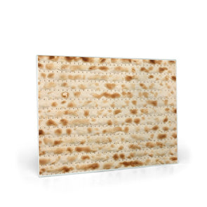 Matzah Glass Cutting Board