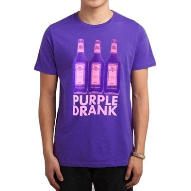 Wethouse T-Shirt Purple Drank T-Shirt