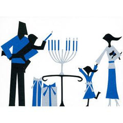 Family Hanukkah Cards by Other - ModernTribe