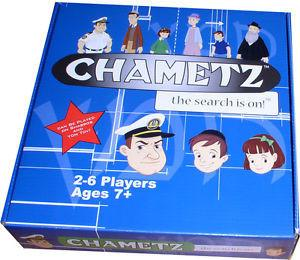 Chametz: The Search is On (Like Clue For Passover!)