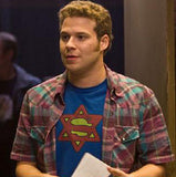 Jewish Gifts : Seth Rogen Super Jew T-Shirt -- As Seen in Funny People by Other - ModernTribe - 1