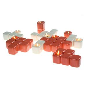 Cube Modern Menorah by Shlomi Schillinger - ModernTribe - 1