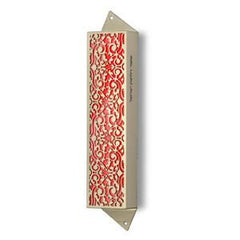 Mezuzah Hearts by Shirley Lev - ModernTribe