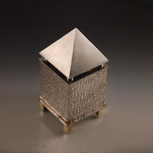 Havdalah Spice Box by Joy Stember by Joy Stember - ModernTribe - 2