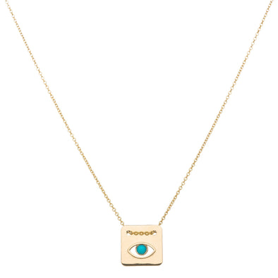 Eye Level Necklace